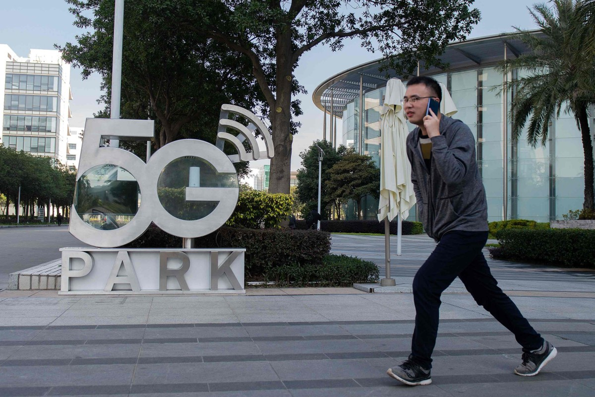 China's telecoms operators launch 5G tariff plans as network roll-outs push ahead despite trade war