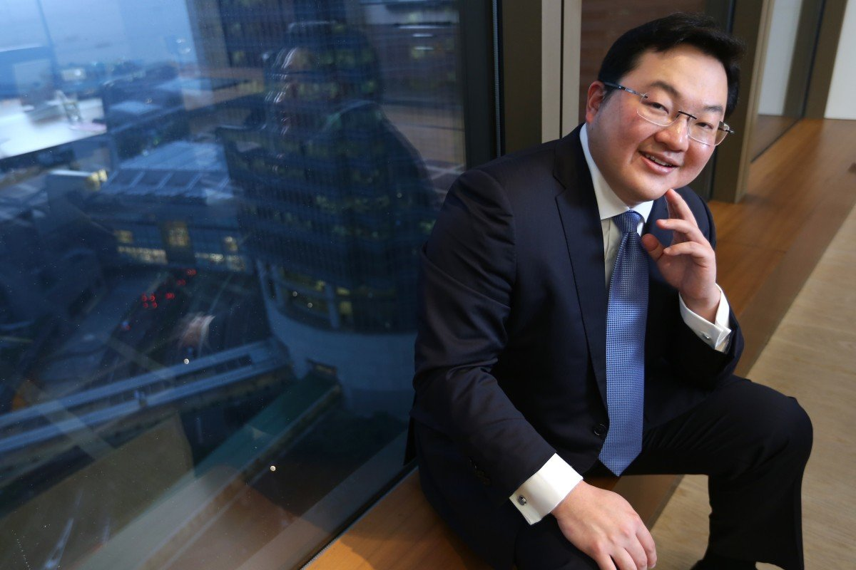 Jho Low during an interview at his office in Central, Hong Kong, in March 2015. Photo: Sam Tsang