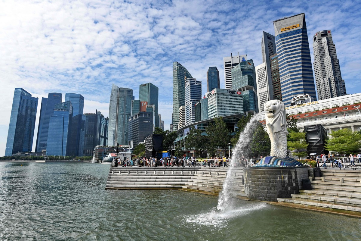 Singapore and Hong Kong are different at the core, and the Lion City's policies are supported by its people