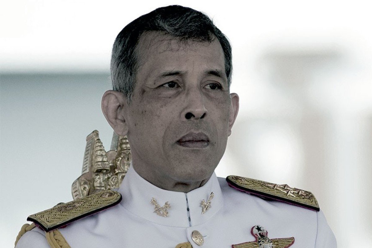 Raja Thailand Maha Vajiralongkorn