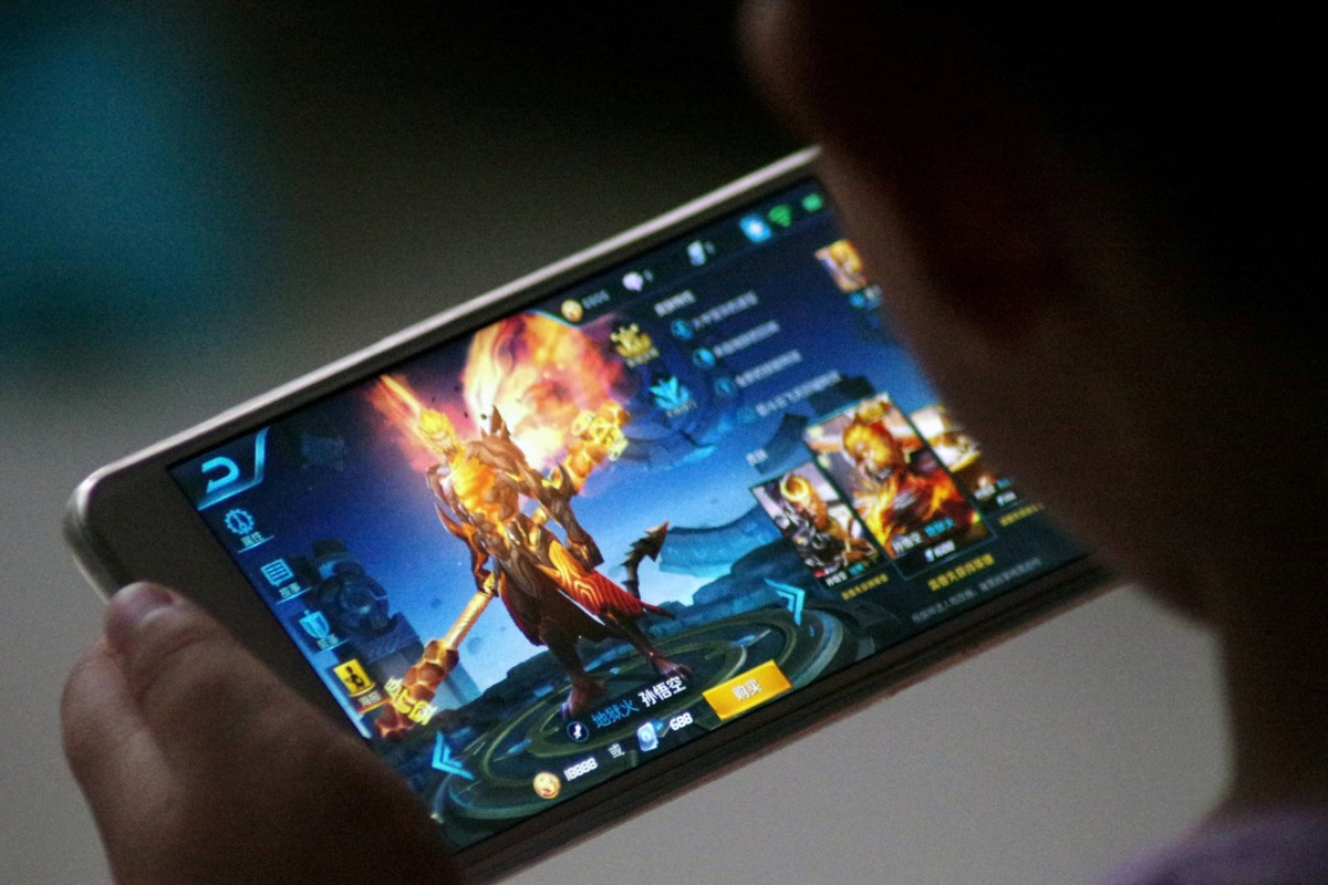 Miraculous Chinas Minors Face New Limits On Mobile Games In War On Ibusinesslaw Wood Chair Design Ideas Ibusinesslaworg