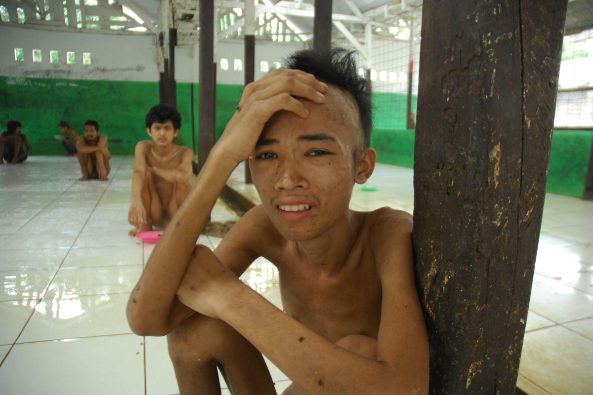'You're not religious enough': pain of Indonesia's mentally ill and the online group bringing sufferers and...