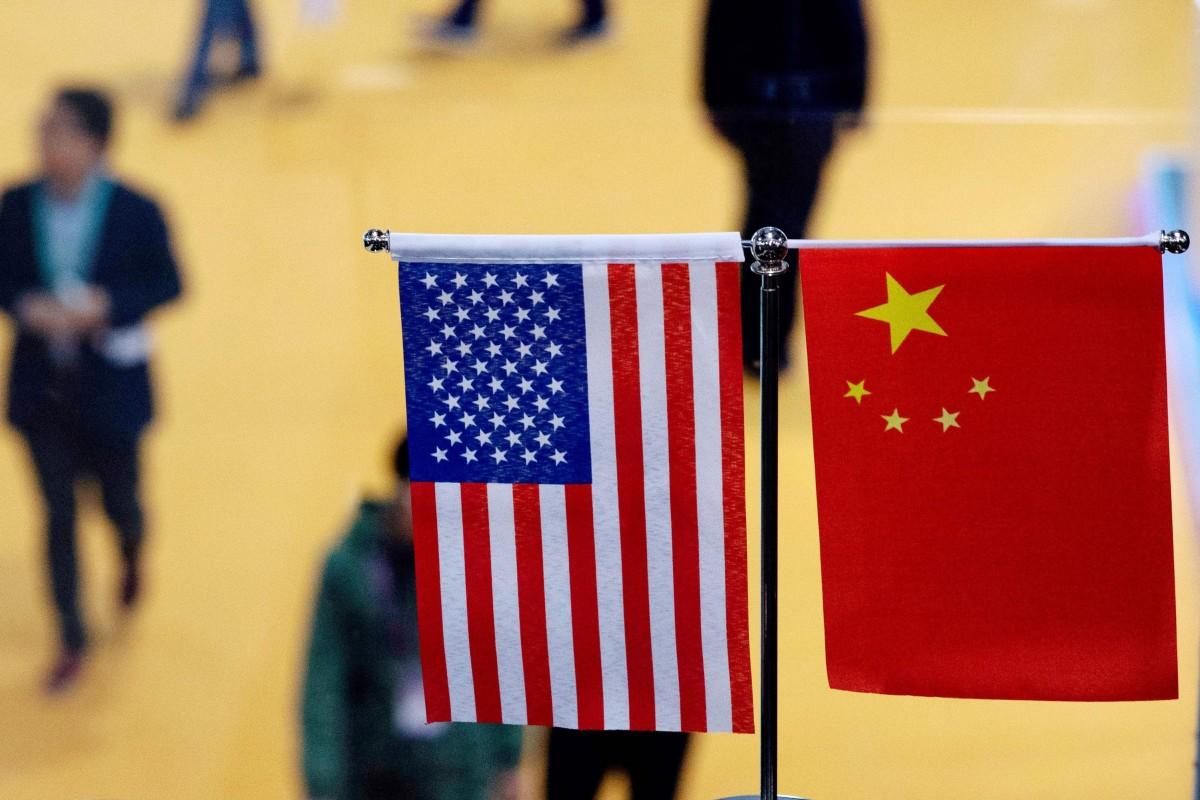 Según el Ministerio de Comercio de China, China y EE. UU. Mantuvieron discusiones extensas y serias durante las últimas dos semanas para intentar poner fin a su guerra comercial.  Foto: AFP