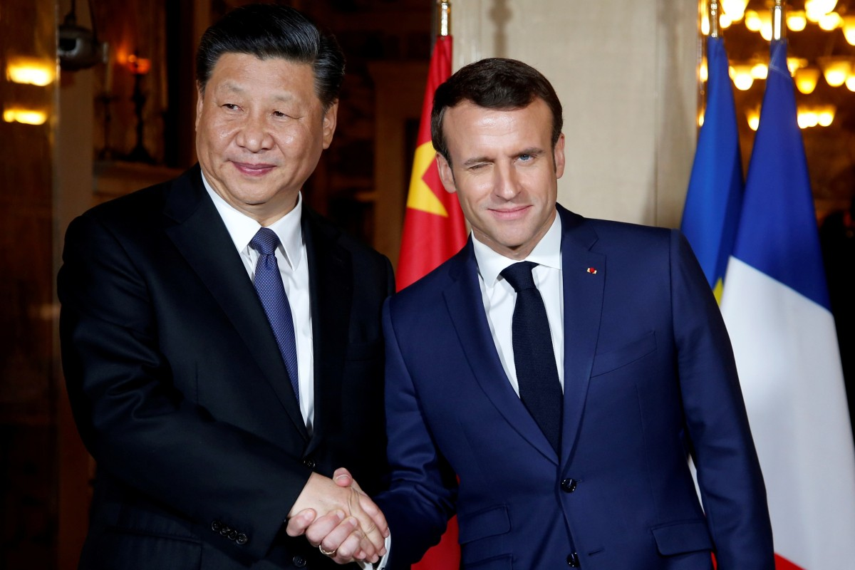 To Gauge France S South China Sea Intentions Look At What It Does Not What It Does Not Say South China Morning Post
