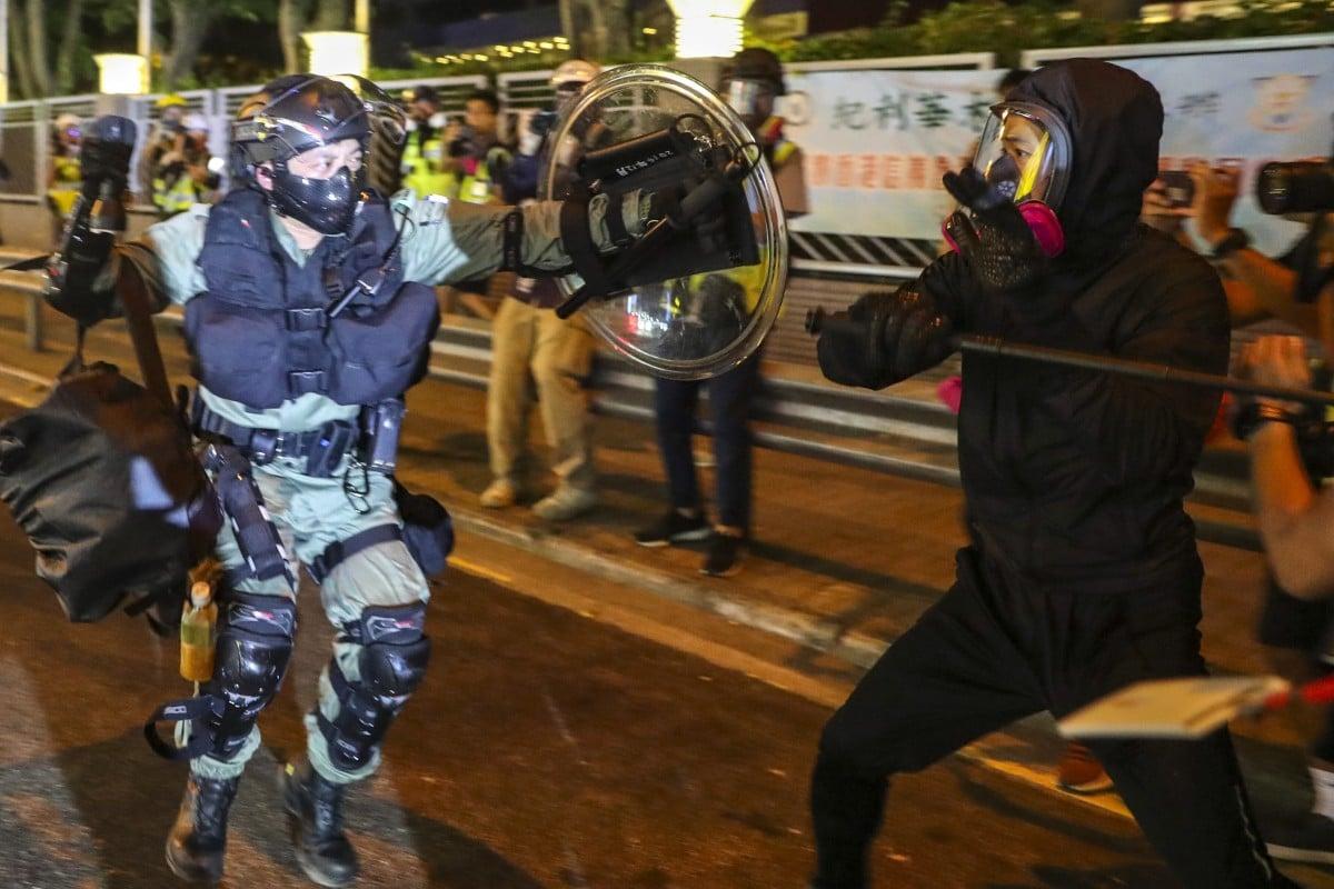 A senior Beijing official says establishing a mechanism for safeguarding national security in Hong Kong has become an urgent task. Photo: Sam Tsang