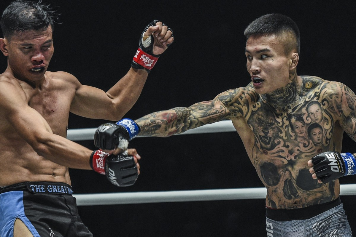 differently for whole family the best attitude Meet Li Kai Wen, the Chinese MMA phenom who just put One ...