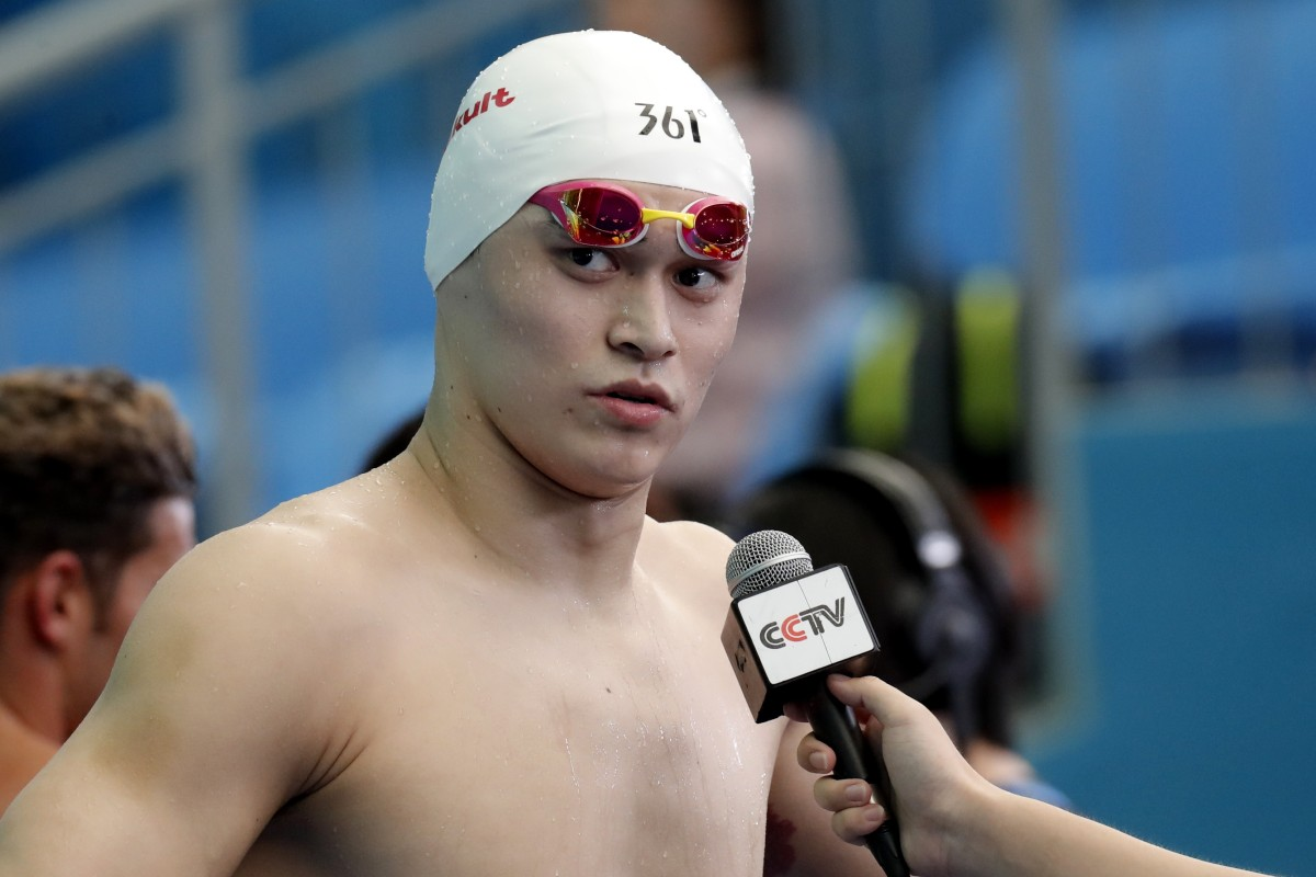 Blue Water High Cast sun yang cas doping hearing: fina, wada and the cast of