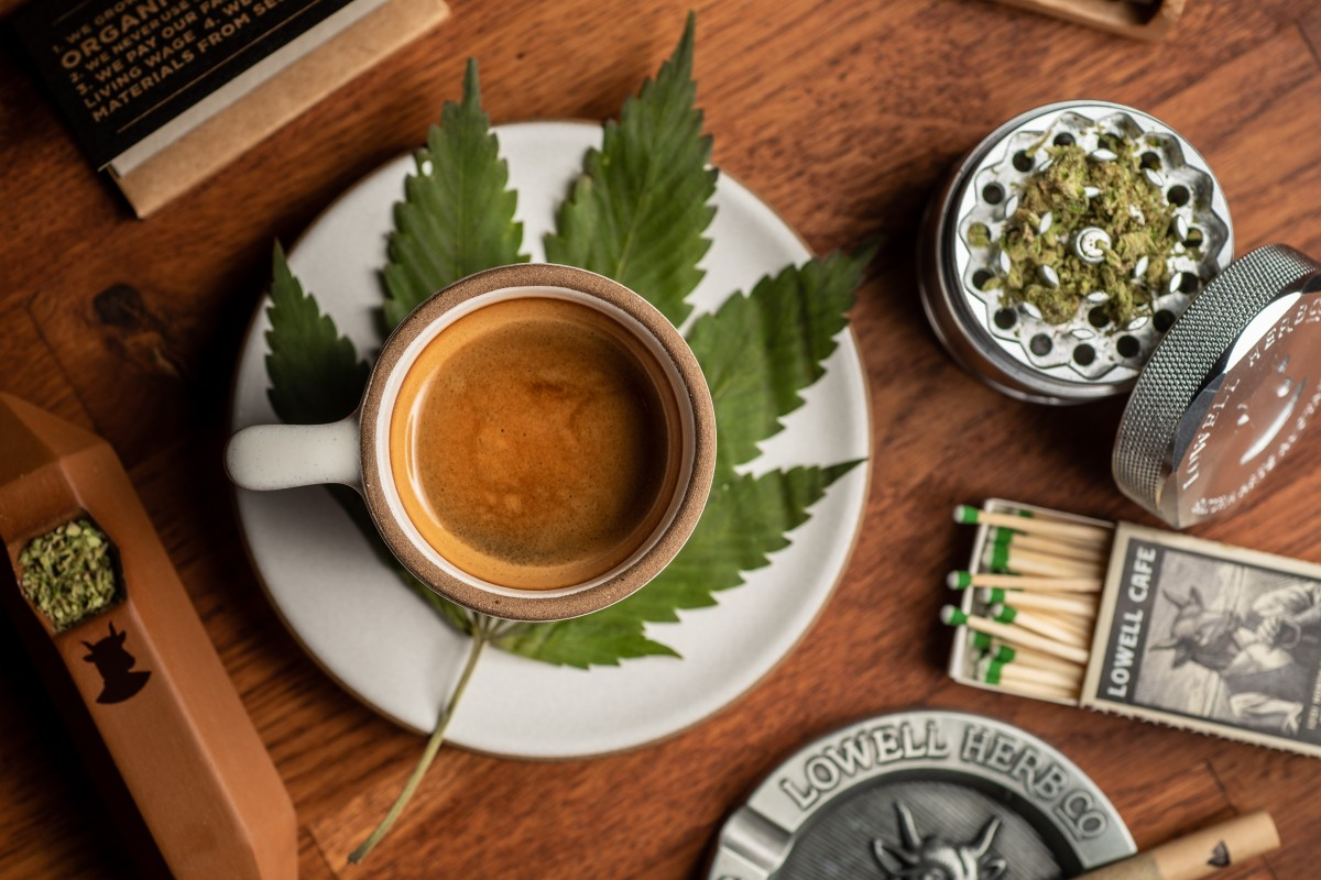 Highs and lows of Lowell Cafe, America's first cannabis cafe, where weed is king and everyone is smiling –...