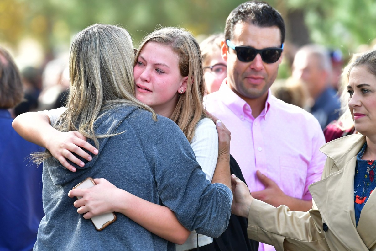 Student Gunman Kills Two Teens, Wounds Three More In -4195