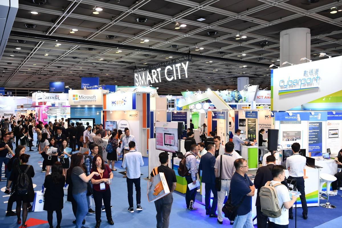 Hong Kong Electronics Fair 2020.Hong Kong Protests Deal Massive Blow To Trade Exhibitions As
