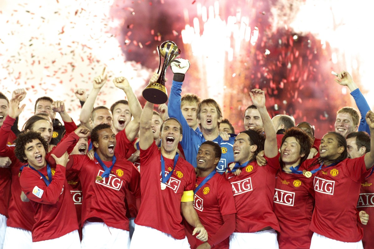 Manchester United are all in on a planned expansion of Fifa's lucrative Club World Cup