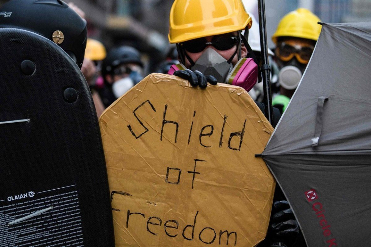 Hong Kong protesters have made it clear they know their