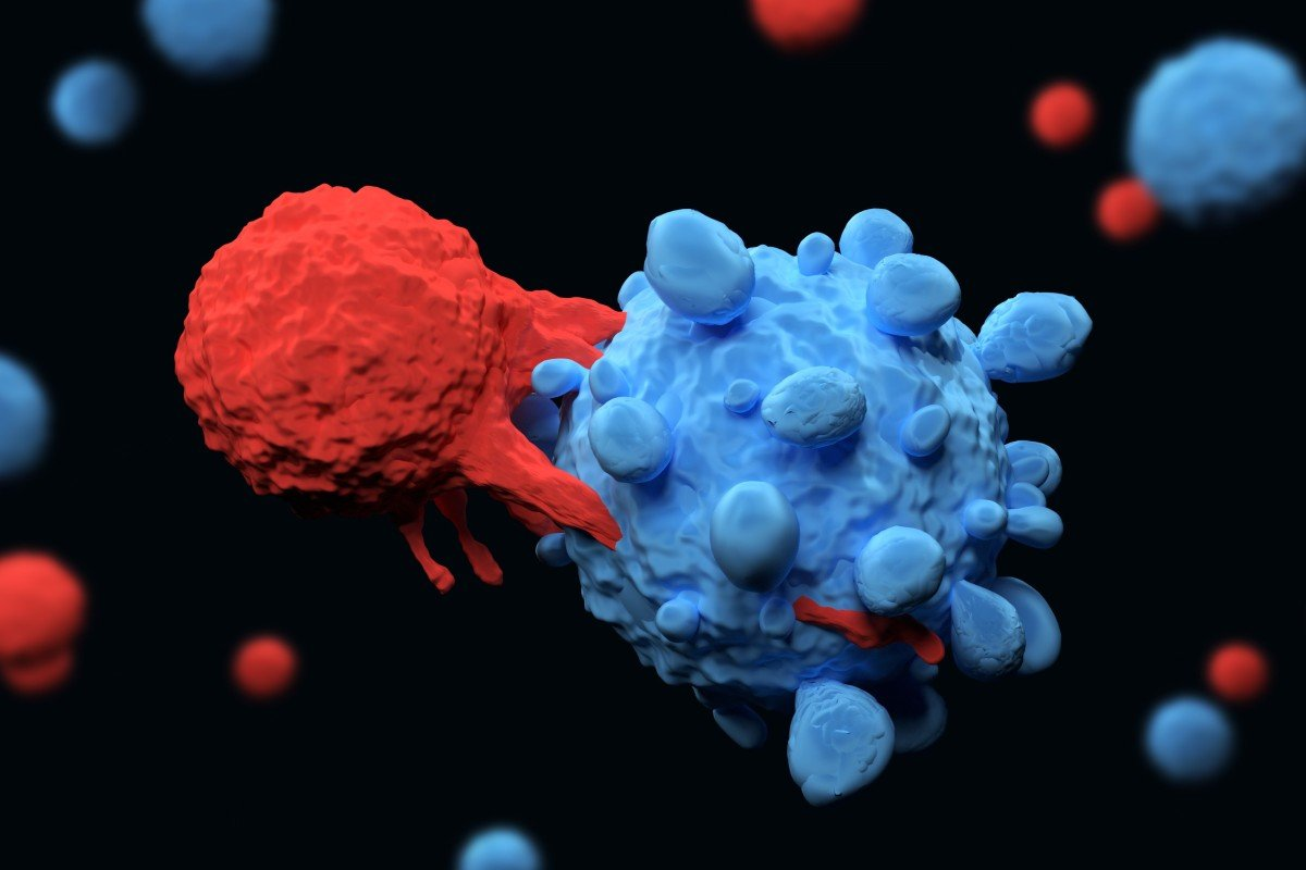Developments in immunotherapy are helping people to fight cancer. Photo: Shutterstock