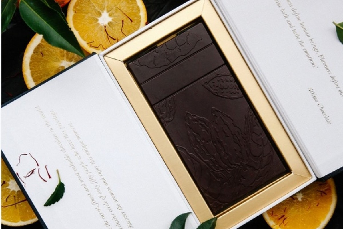 Why Does This Swiss Chocolate Bar Cost More Than An Iphone