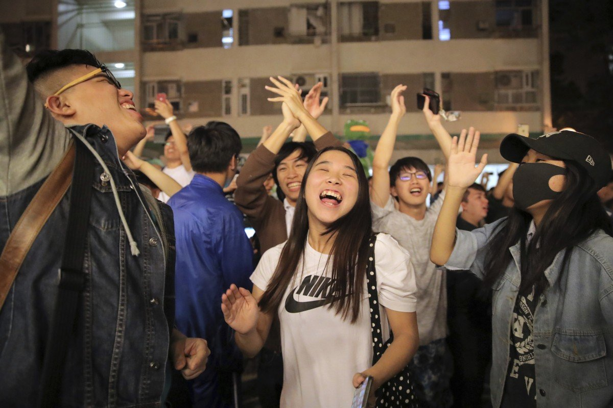Hong Kong elections: tsunami of disaffection washes over city as pro-Beijing camp left reeling by record...