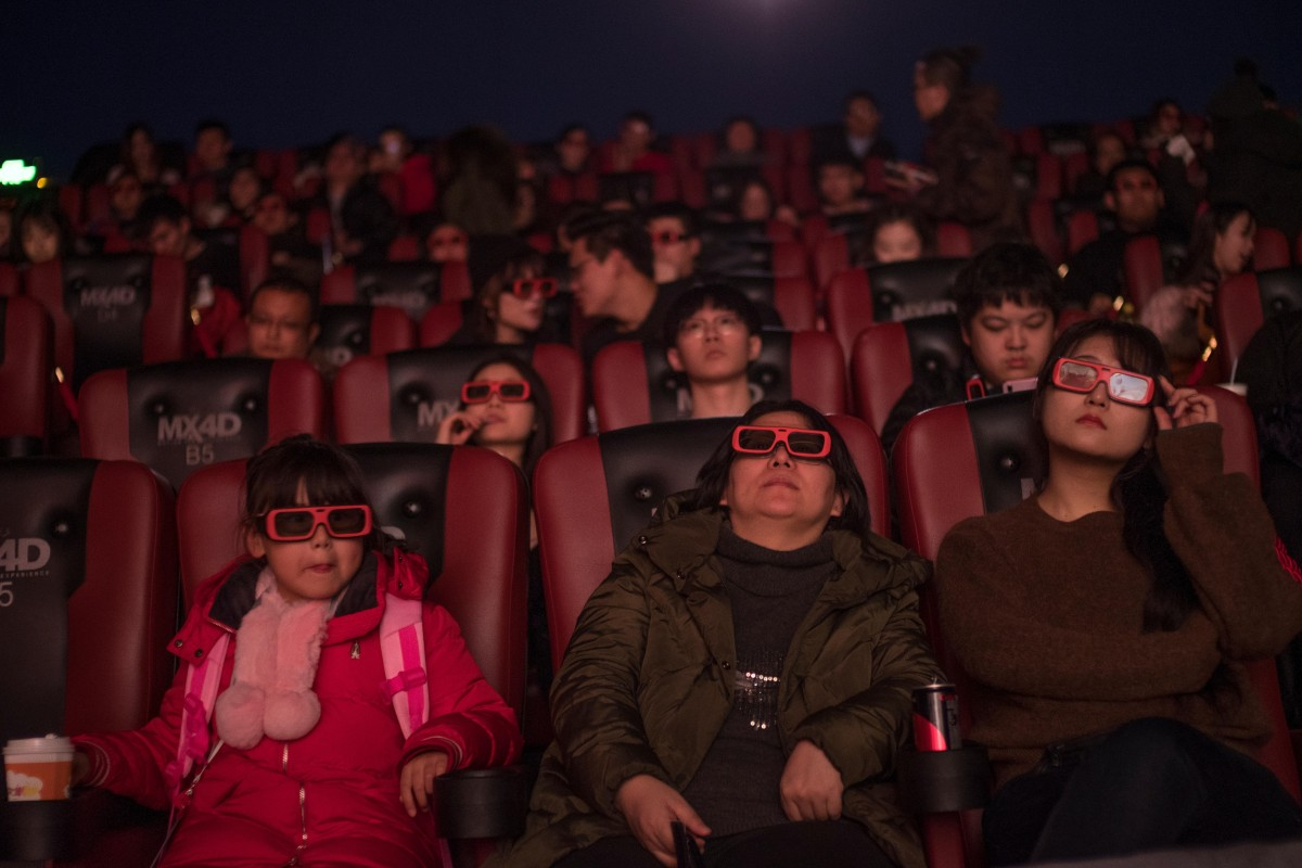 What do Chinese cinema-goers want to see? All kinds of films, says Alibaba Pictures' Zhang Wei. The company used unconventional marketing to drive ticket sales for foreign films in the world's biggest movie market this year. Photo: Alamy