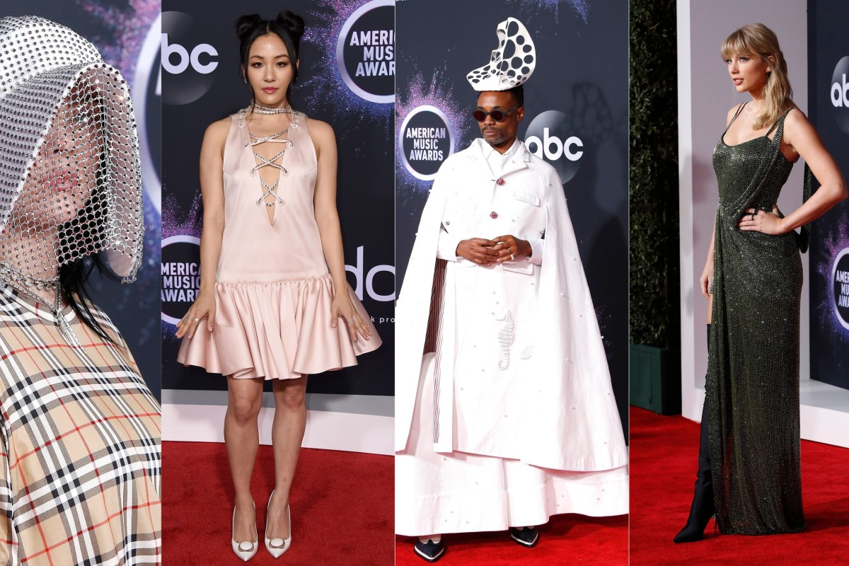 Best And Worst Dressed Oscars 2020.American Music Awards 2019 Who Were The Best And Worst