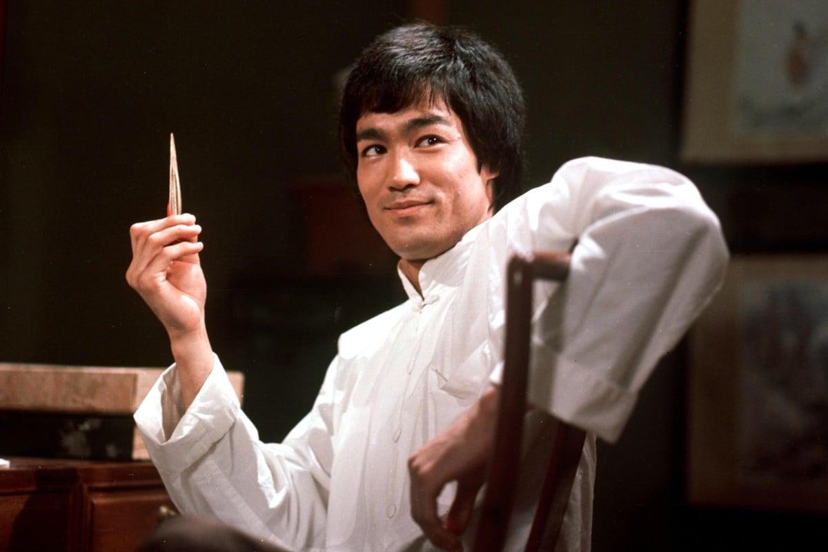 Siêu sao võ thuật Hồng Kông Bruce Lee trong Enter the Dragon (1973). Ảnh: