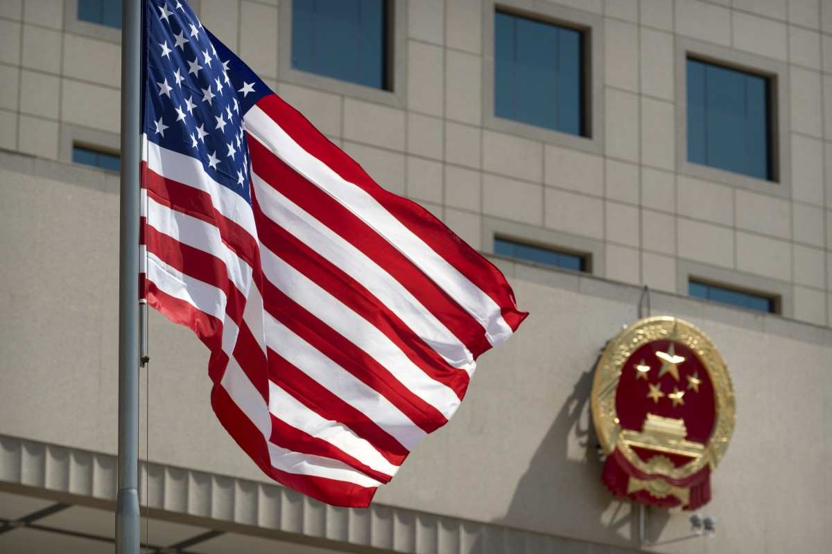 Two American acts aimed at Hong Kong were signed into law on Wednesday. Photo: AP