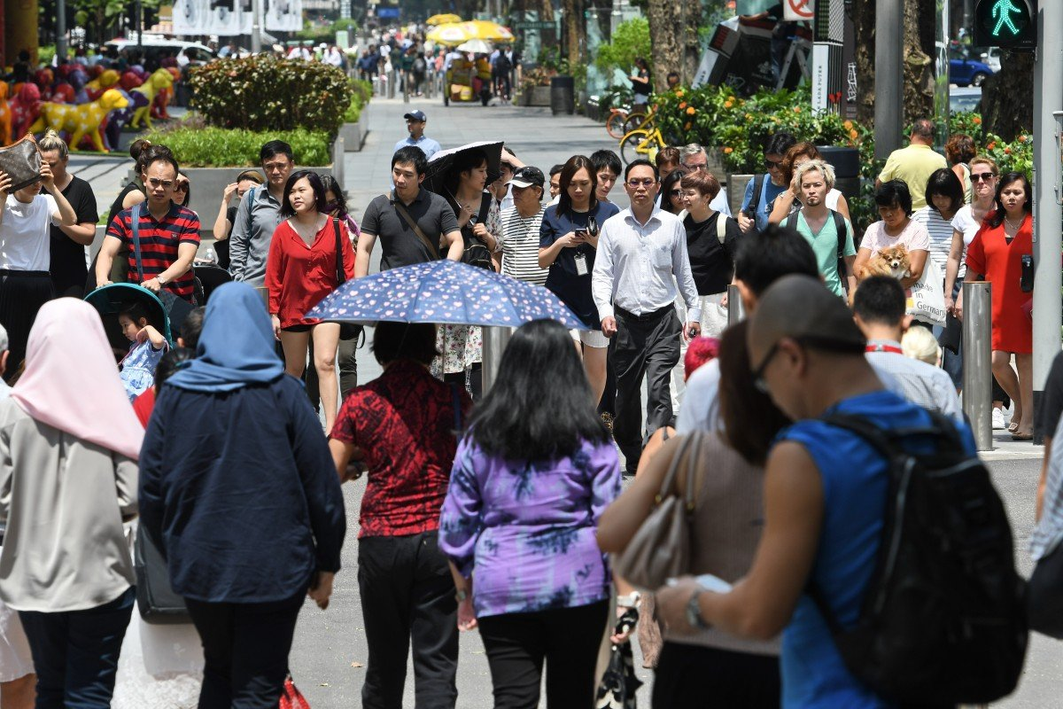 From the Indian community to Chinese to Filipinos, Singapore feels the strain of immigration