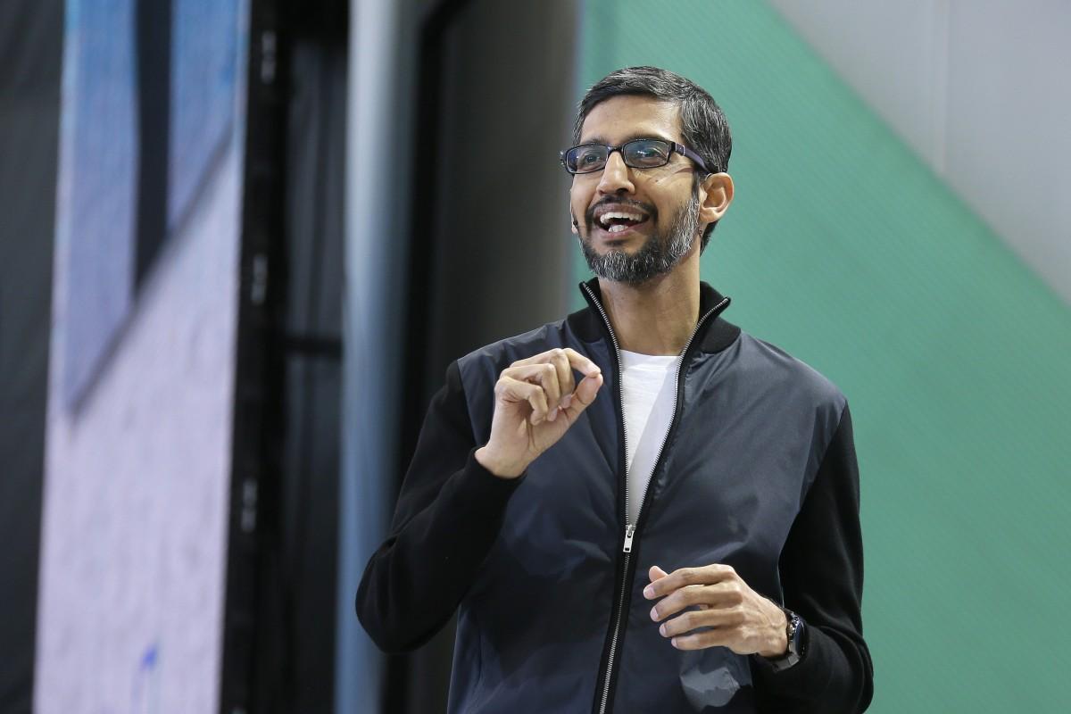 Alphabet's new CEO Sundar Pichai finally has a title fitting his role