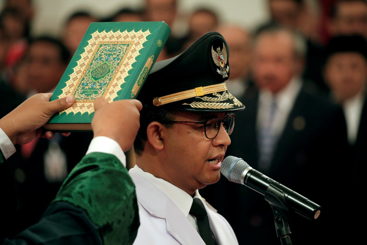 Jakarta Governor Anies Baswedan Islamism S New Hope For Indonesian Presidency South China Morning Post