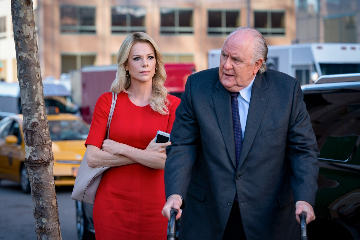 Bombshell film review: Charlize Theron plays Fox News' Megyn Kelly in captivating sexual harassment drama
