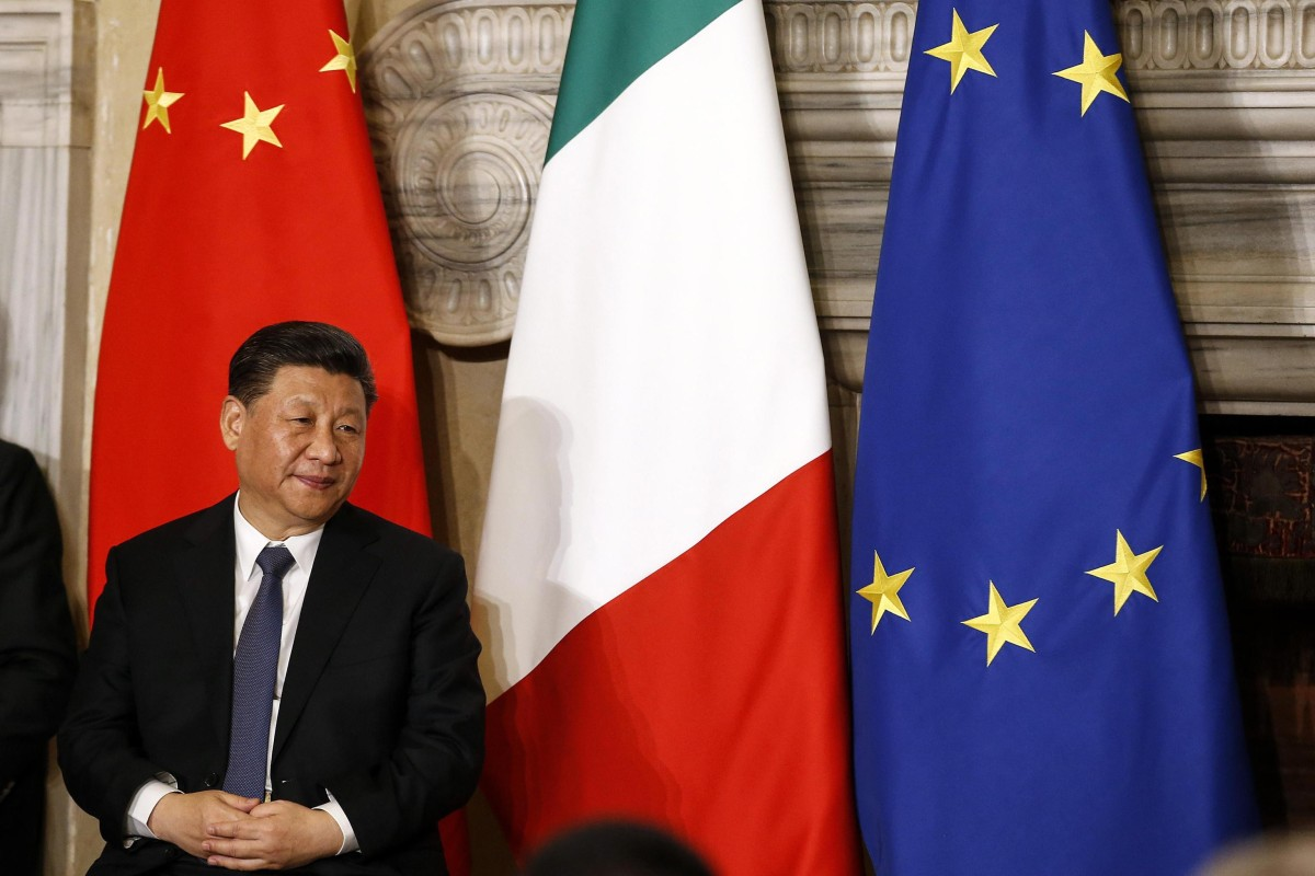 China is not a threat, Xi Jinping tells new European Council President Charles Michel