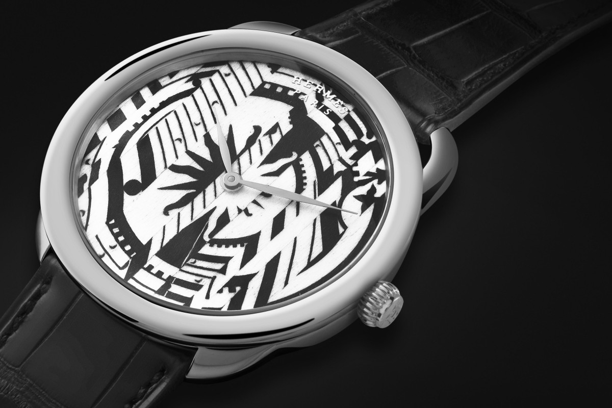 STYLE Edit Is Herm¨s Arceau watch an upgrade on its famous