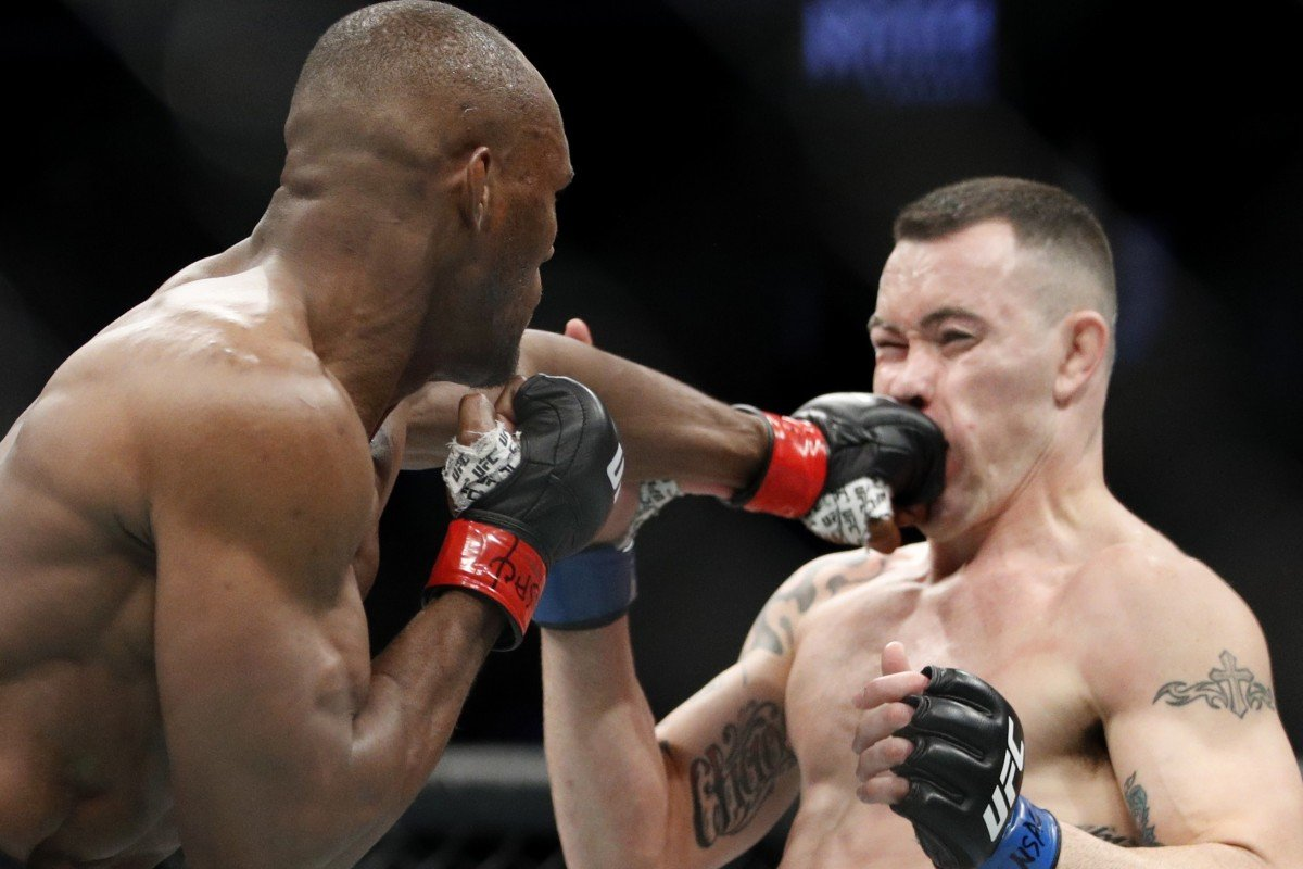 UFC 245: Colby Covington gets 'poetic justice' as Kamaru ... Wiring Your Mouth Shut on quiet mouth, you have a purdy mouth, profanity mouth, smiley mouth,