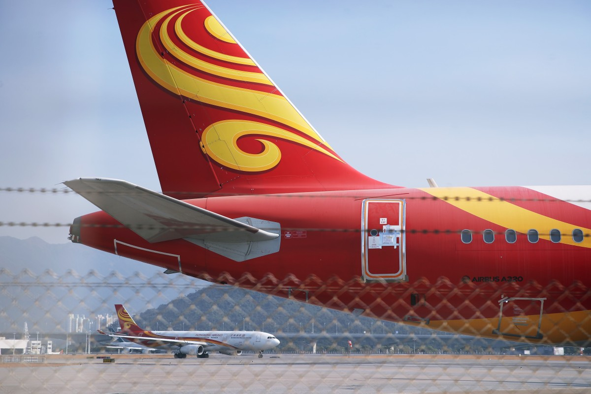 Airport authority takes over seven aircraft under ailing Hong Kong Airlines to protect its 'financial...