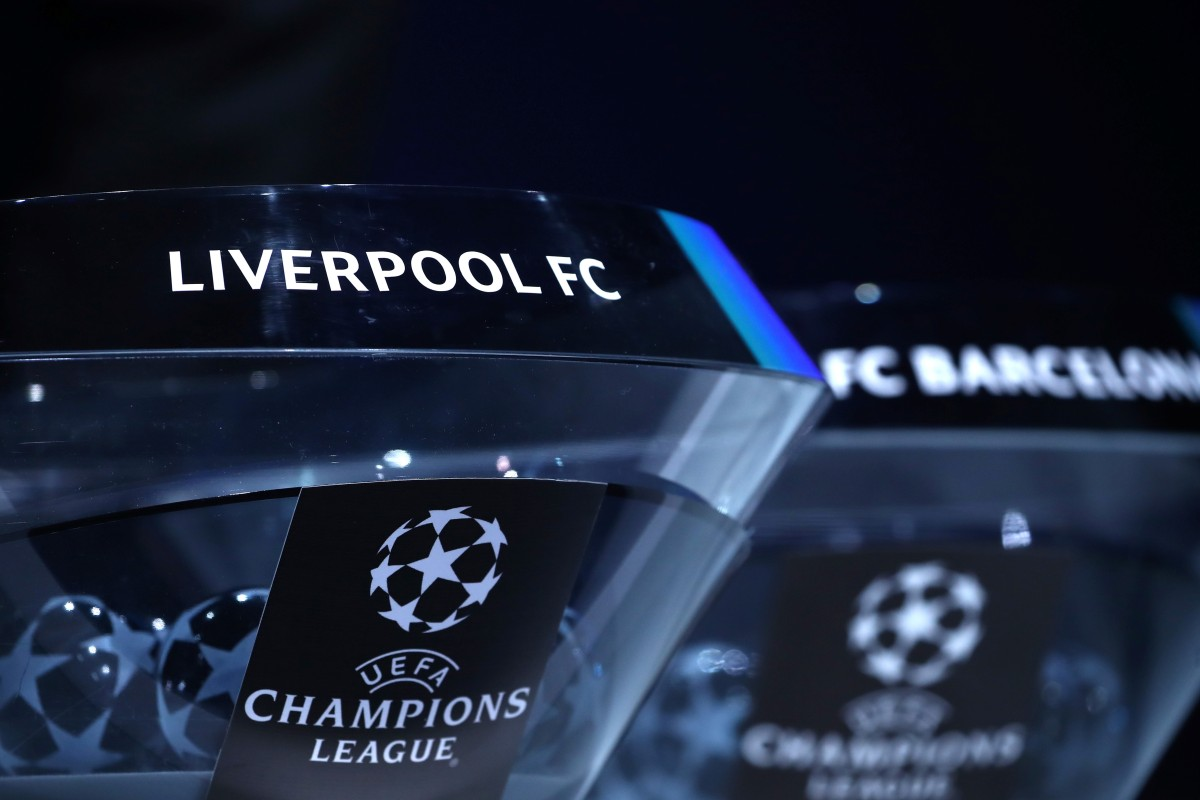 Uefa Champions League draw: Liverpool to face Atletico Madrid; Manchester City go up against Real Madrid in...