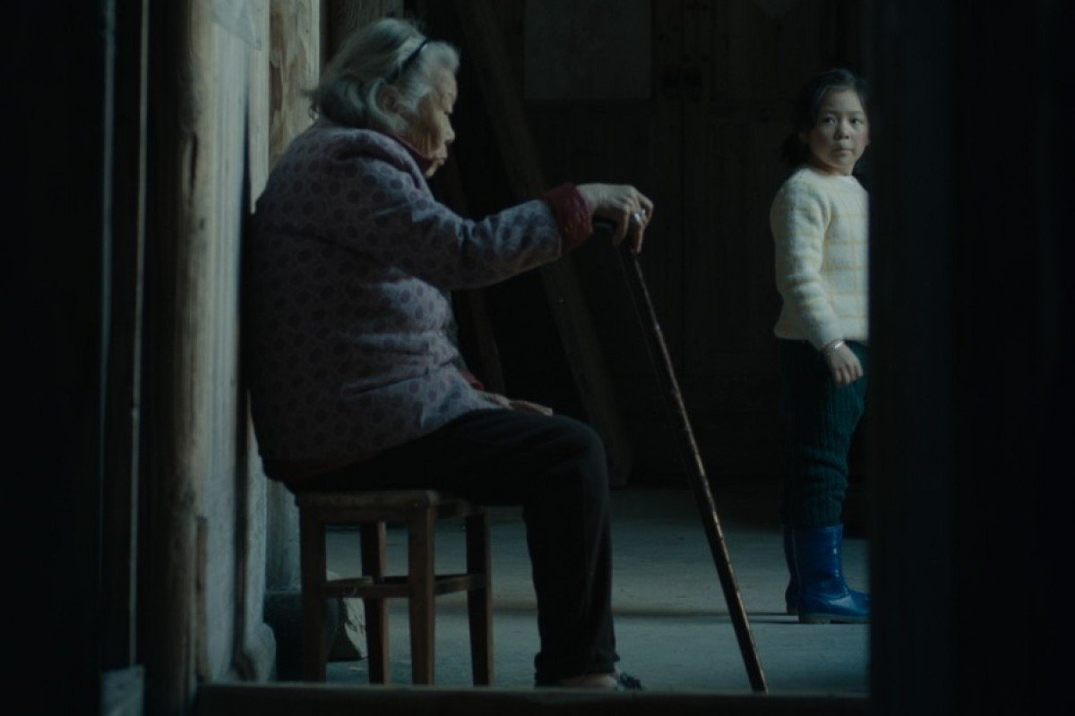 A scene from Chinese filmmaker Yuchao Feng's heartbreaking short film Pearl, which is about child abandonment and is based on his mother's childhood.