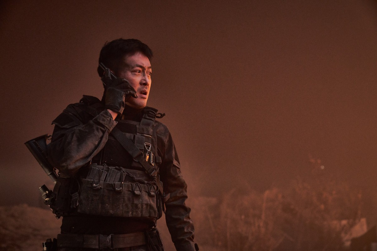 Image Result For Review Film Ashfall Korea
