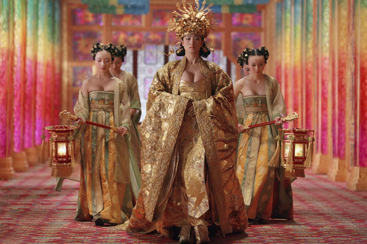 4 Of Gong Li S Most Memorable Movies From Farewell My Concubine To Mulan South China Morning Post
