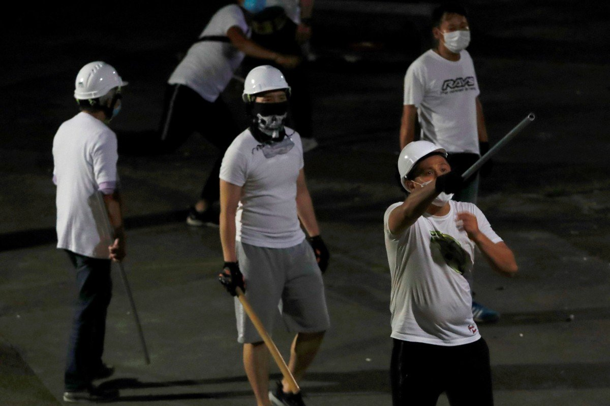 Six months after Yuen Long mob attack, most shops in vicinity 'have yet to be approached' by Hong Kong police