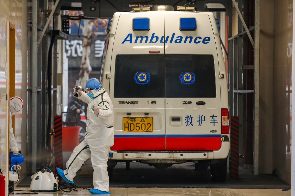WHO chief arrives in China for talks on coronavirus crisis as death toll jumps