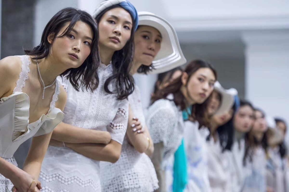 """Chinese fashion designer Alicia Lee's clothes are styled with the professional career woman in mind. """"The competition has started to become very intense, not just from the designers,"""" she says. Photo: Handout"""