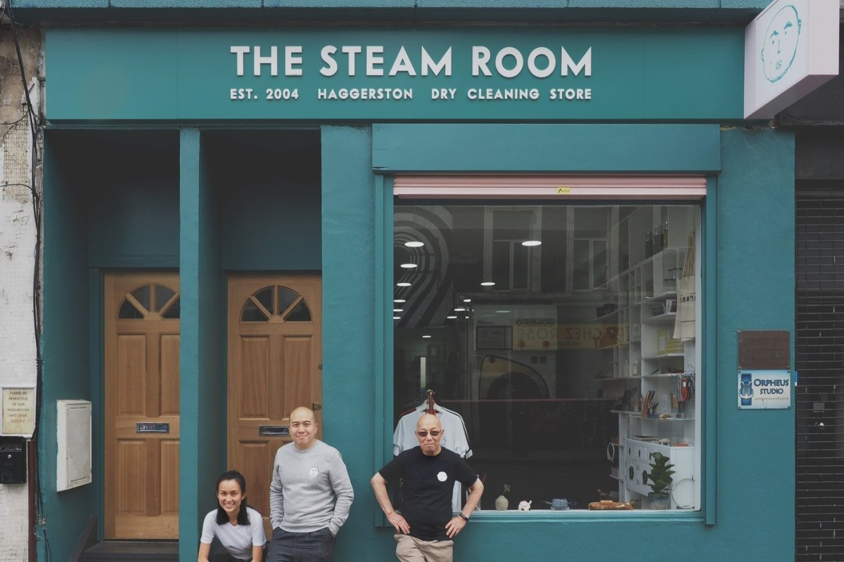 Henry Holland, Roksanda Ilincic do dry cleaning here – London's The Steam Room could be city's coolest...