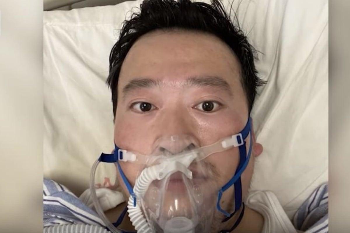 Li Wenliang CNN/SCMP