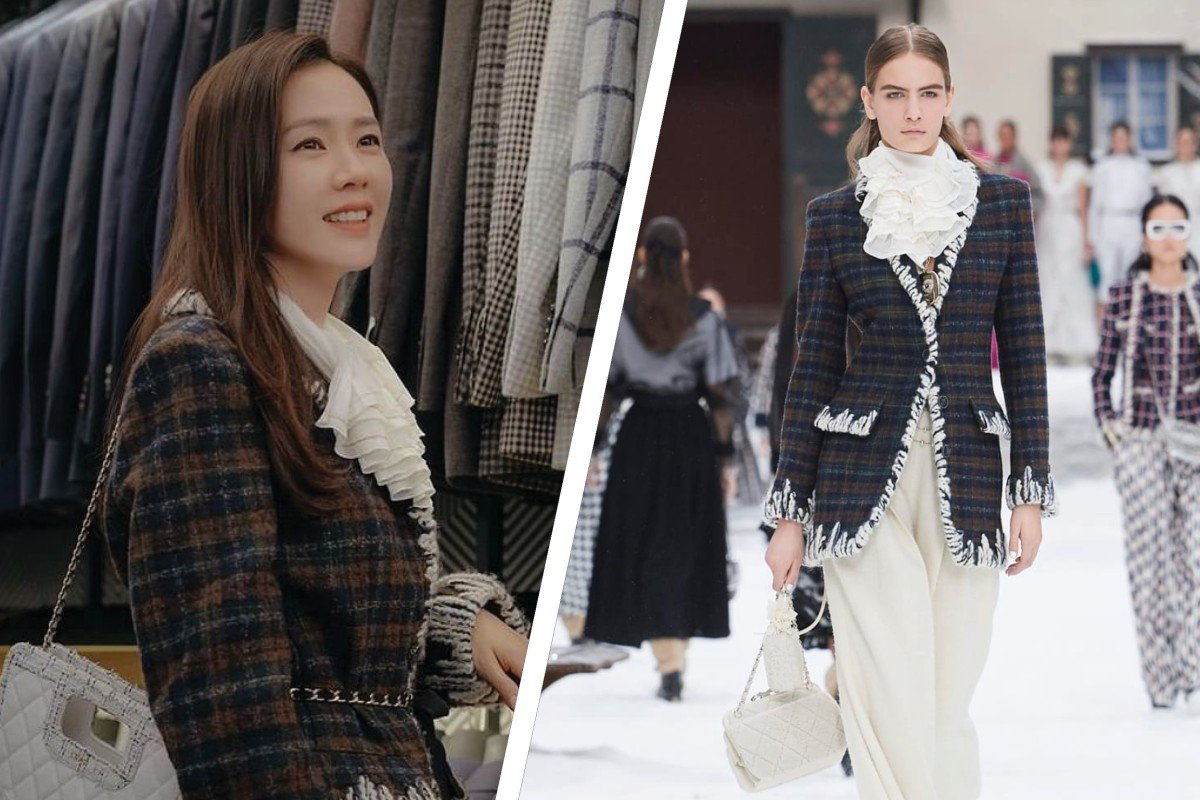 Which Runway Picks Will K Drama Actress Son Ye Jin Wear In The Last Few Episodes Of Netflix S Crash Landing On You And How Much Do Her Outfits Cost South China Morning