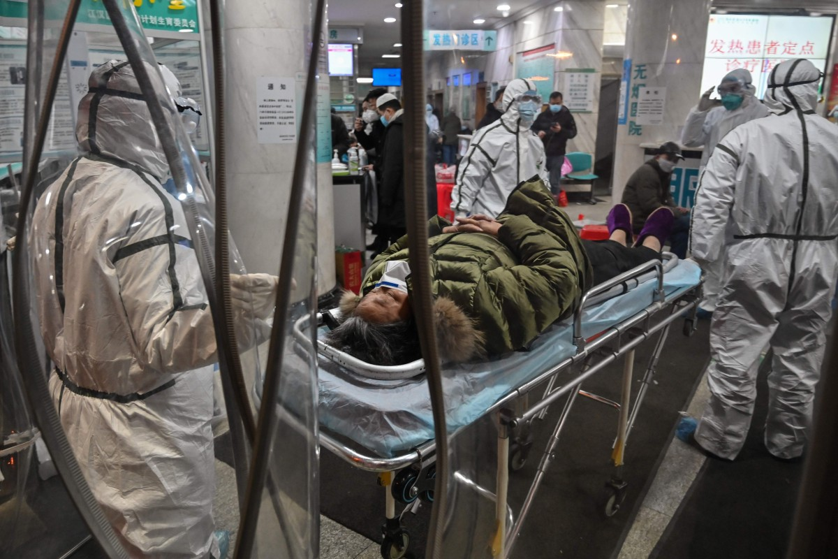 While more than 100 deaths were recorded in a single day, the number of new cases has been steadily falling. Photo: AFP