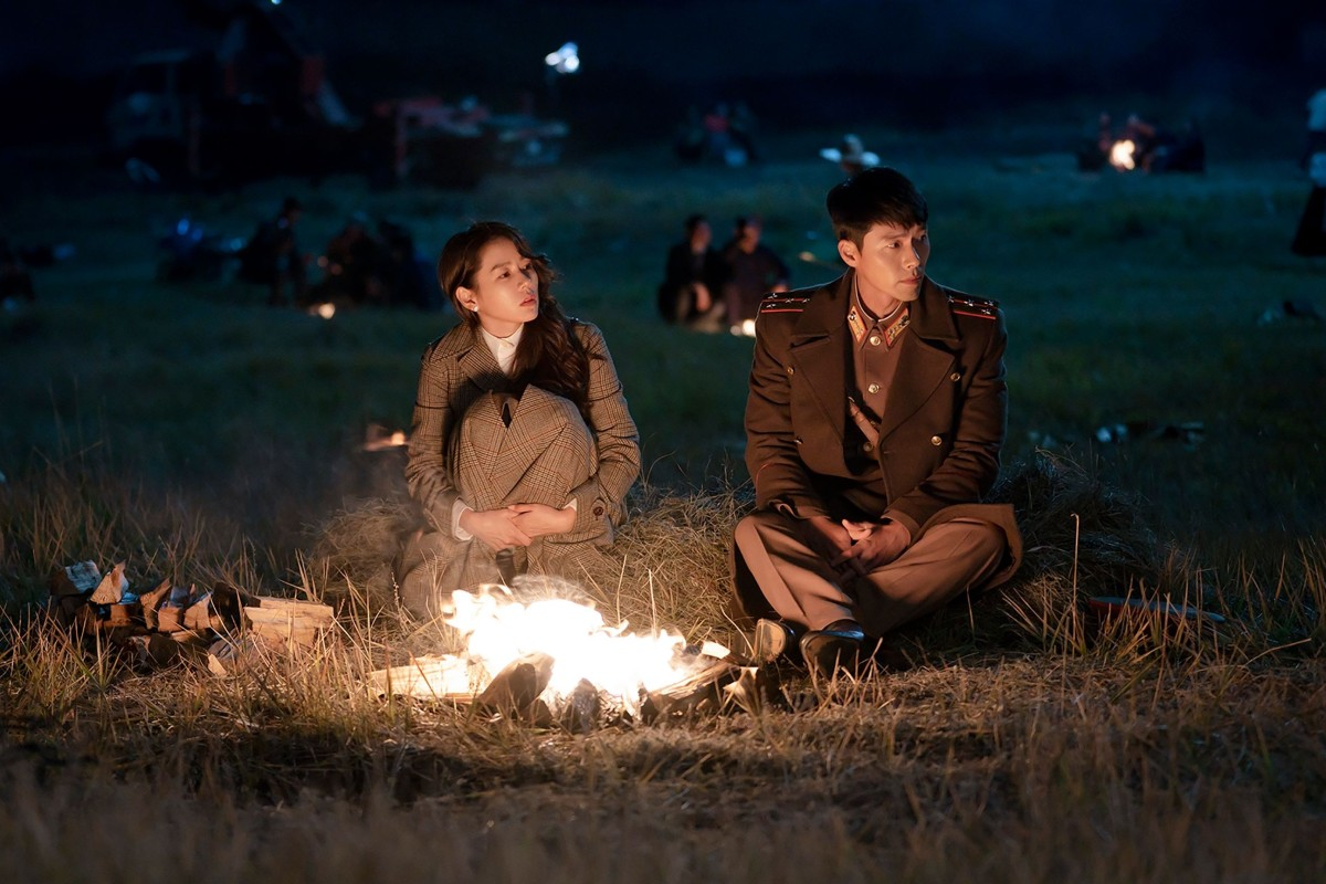 Crash Landing on You stars actress Son Ye-jin and actor Hyun Bin. Photo: AFP