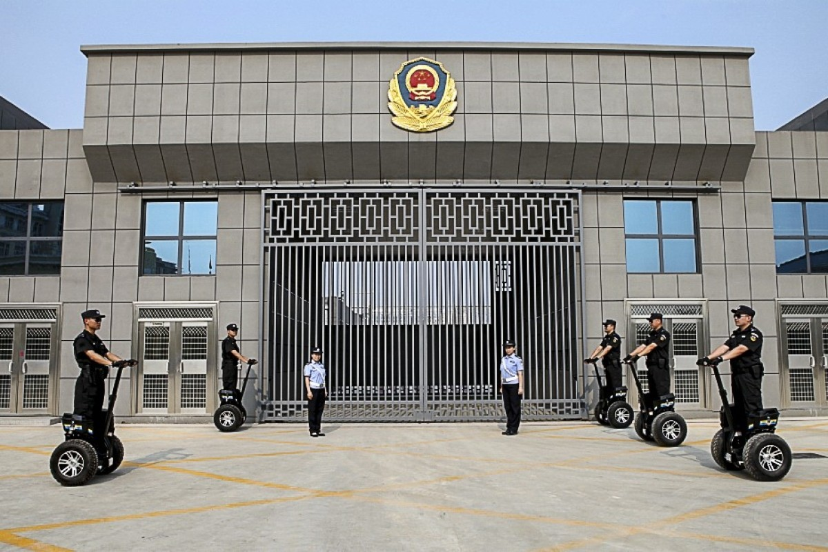 More than 200 inmates and guards have been infected with the coronavirus at Rencheng Prison in Shandong province. Photo: Handout