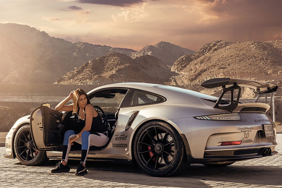 The Middle East S First All Female Supercar Club For Luxury Ladies With A Ferrari Lamborghini Or Bugatti In The Garage South China Morning Post