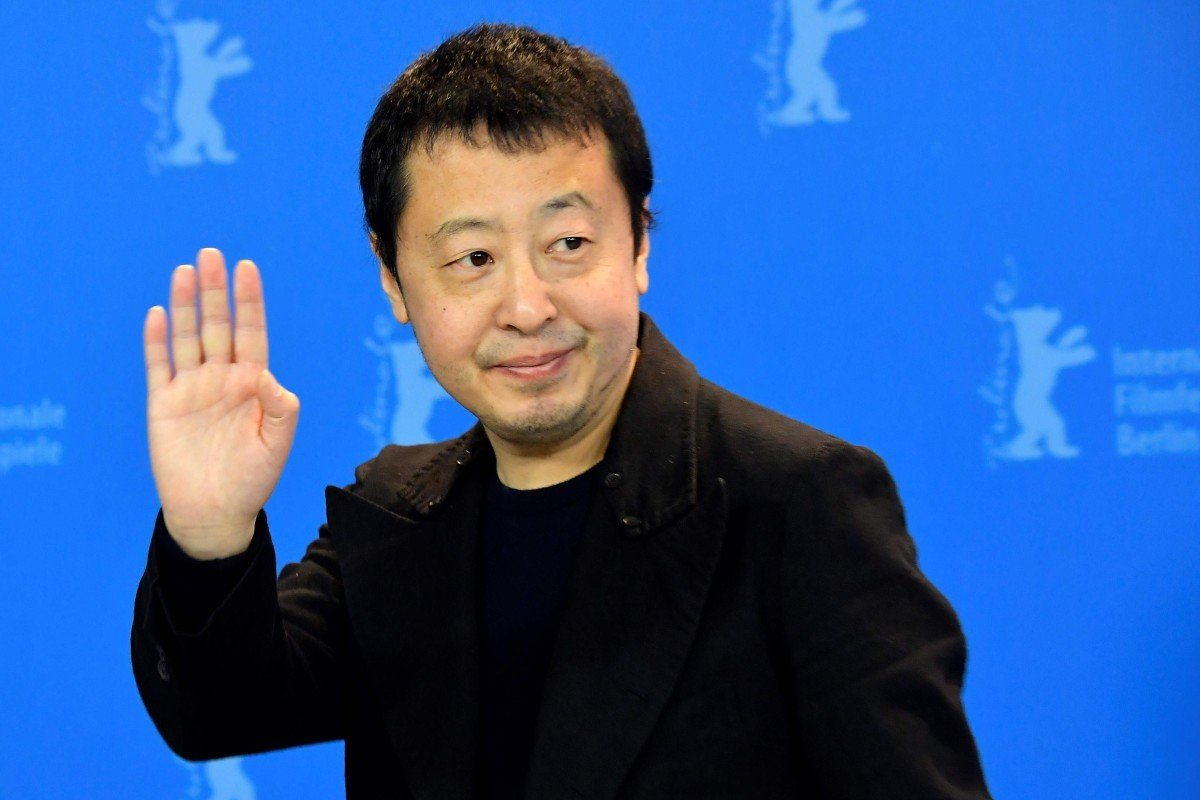 Chinese director Jia Zhangke's latest documentary Swimming Out Till the Sea Turns Blue brings to a conclusion his trilogy about the arts in China. Photo: AFP