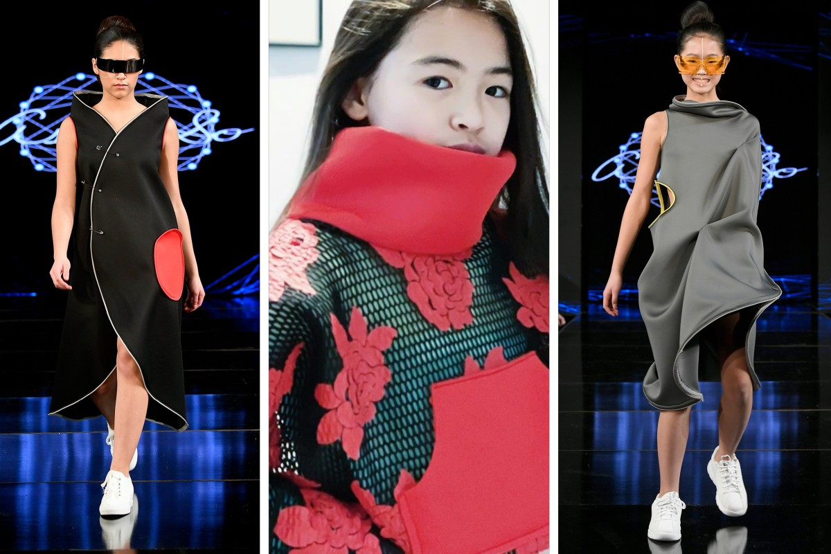 New York Fashion Week Who Is Ashlyn So And How Did The 12 Year Old Designer Get To Nyfw South China Morning Post