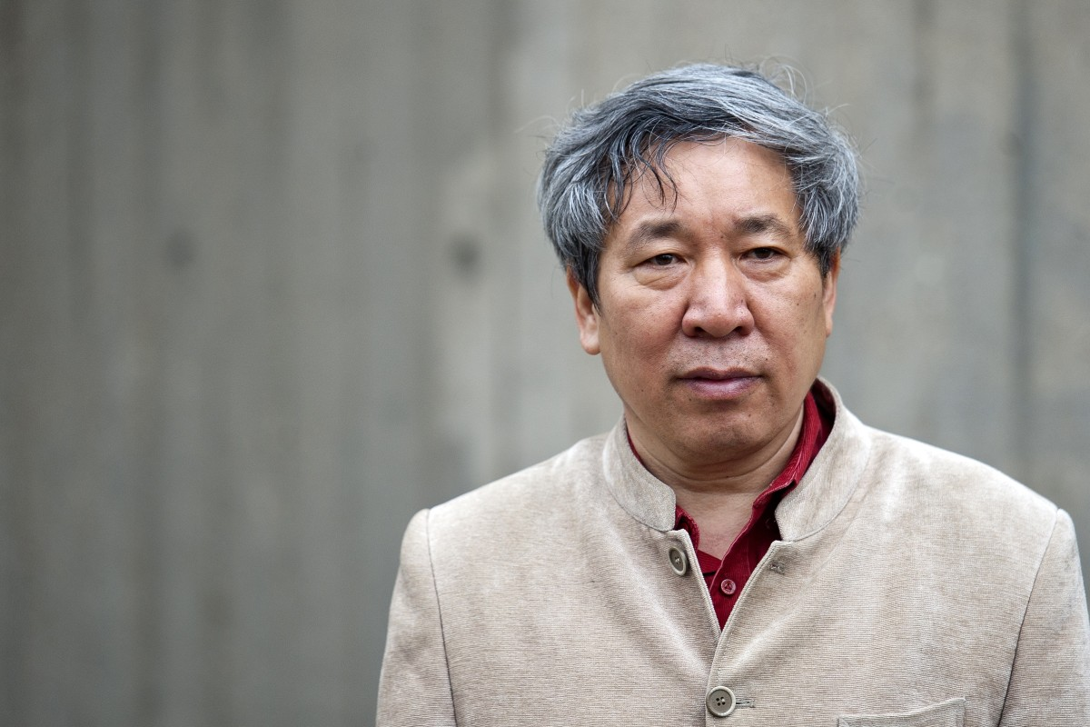 Chinese author Yan Lianke, whose new book, Three Brothers, remembers his father and two uncles. Photo: AFP