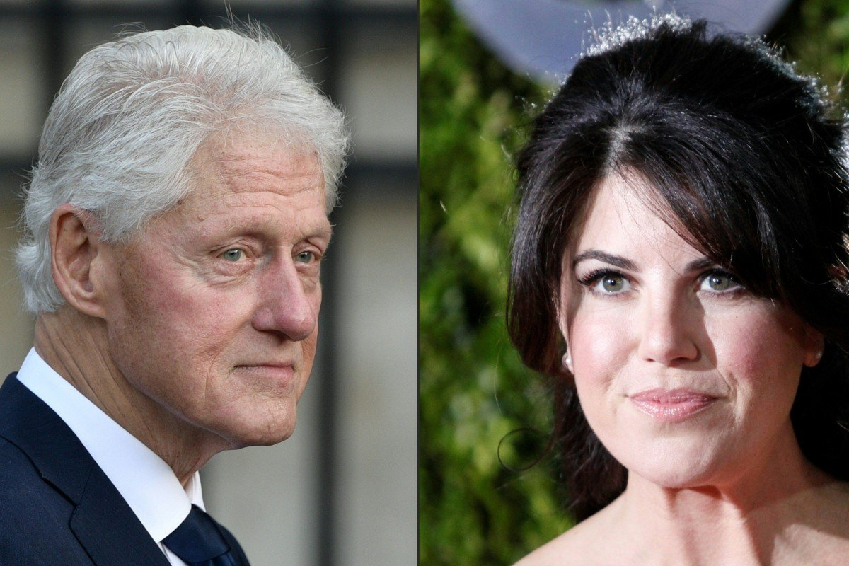 Bill Clinton Says He Had Affair With Monica Lewinsky To Manage Anxieties As President South China Morning Post,Mosslanda Picture Ledge Ikea