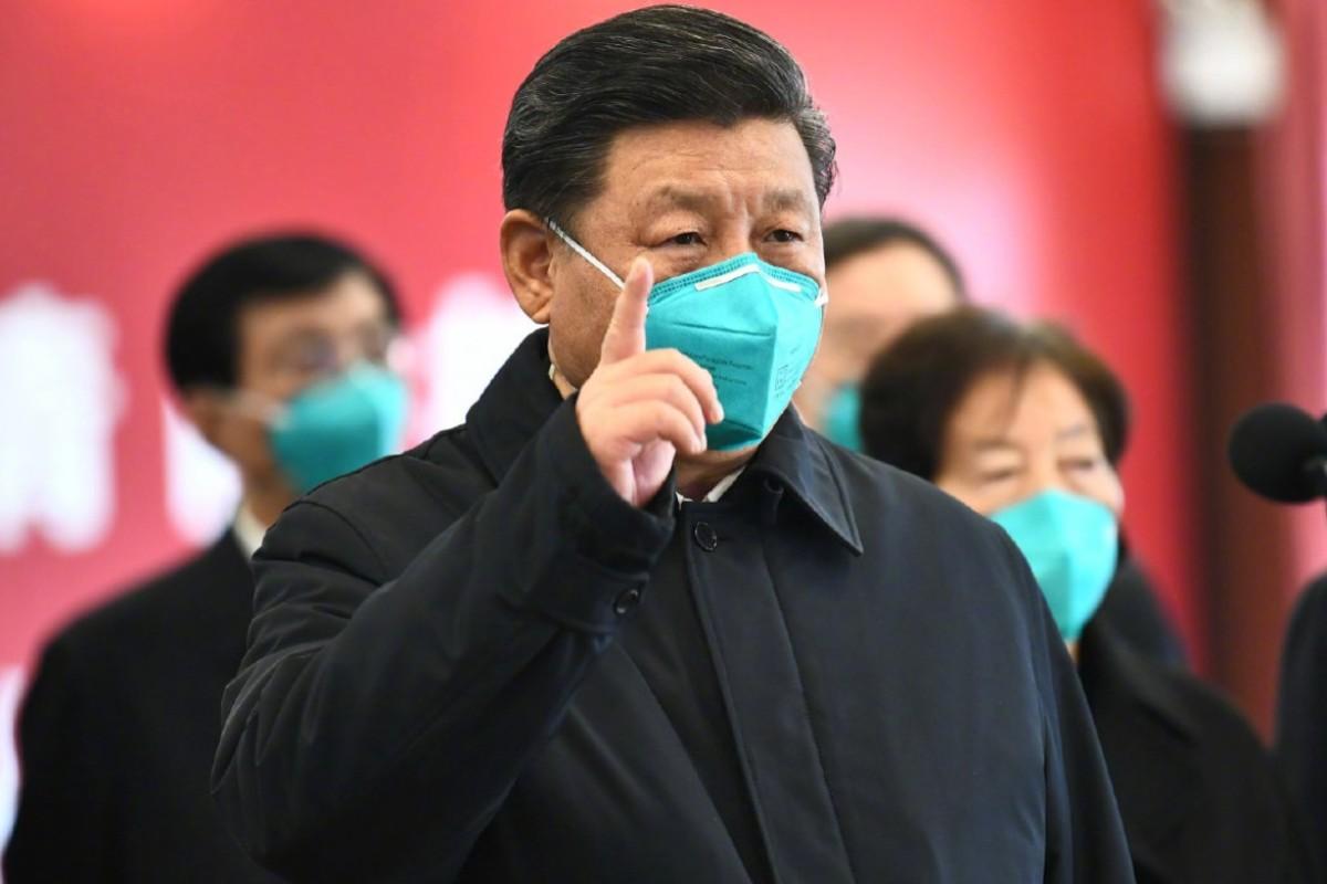 Coronavirus: China's mask-making juggernaut cranks into gear ...